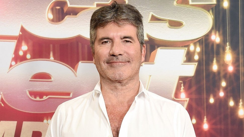 "Simon Cowell at ""America's Got Talent: The Champions"" Finale 2018"