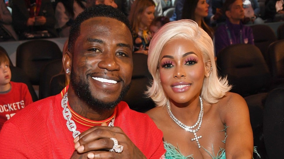 Gucci Mane Excitedly Reveals the Sex of His Child with Wife Keyshia Ka'oir | Entertainment Tonight
