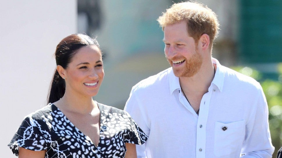 inside prince harry and meghan markle s new 14 6 million home entertainment tonight inside prince harry and meghan markle s