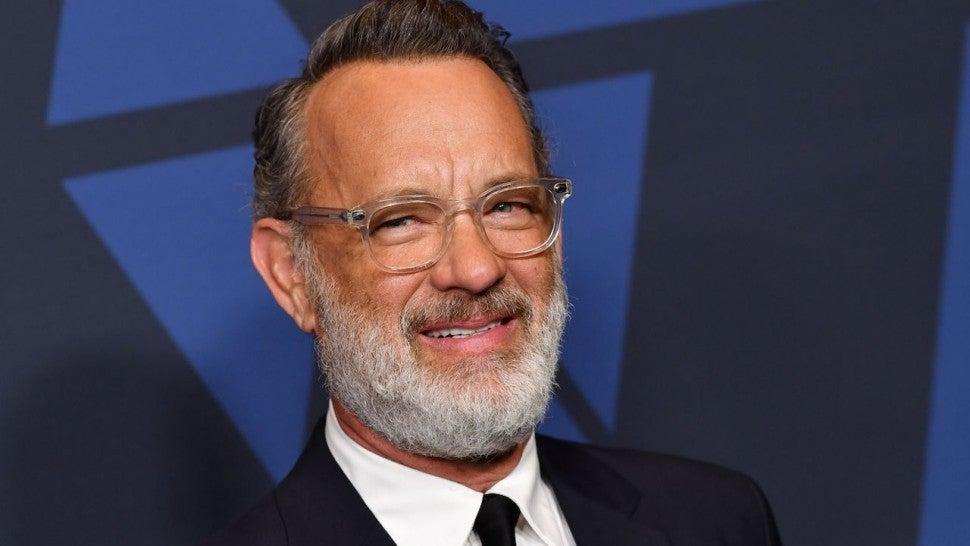 Tom Hanks Crashes Couple's Beachside Wedding: Pic!.jpg