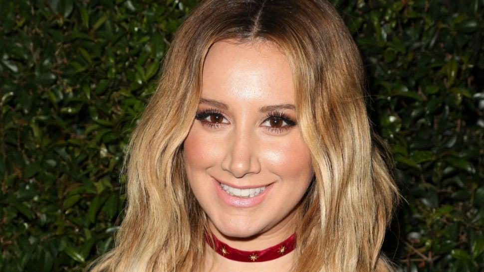 ashley tisdale in 2016