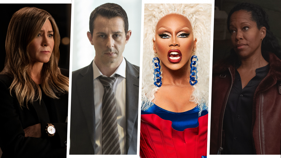 The Morning Show, Succession, RuPaul's Drag Race and Watchmen