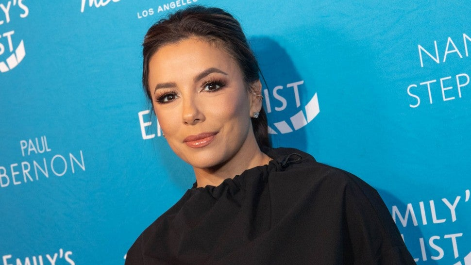 Eva Longoria at Emily's List 3rd annual pre-oscars event