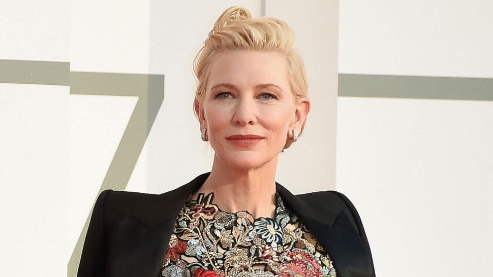 cate blanchett at amants premiere