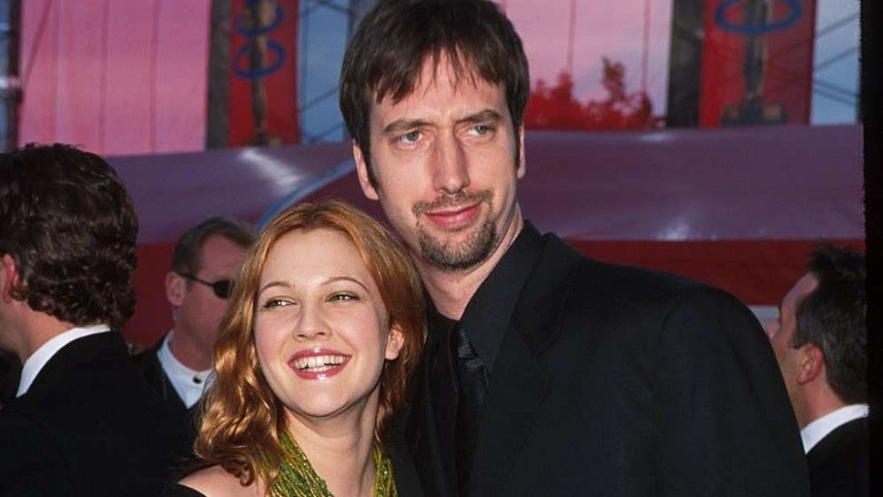 Drew Barrymore and Ex-Husband Tom Green Share Stories and Photos From Their Honeymoon.jpg