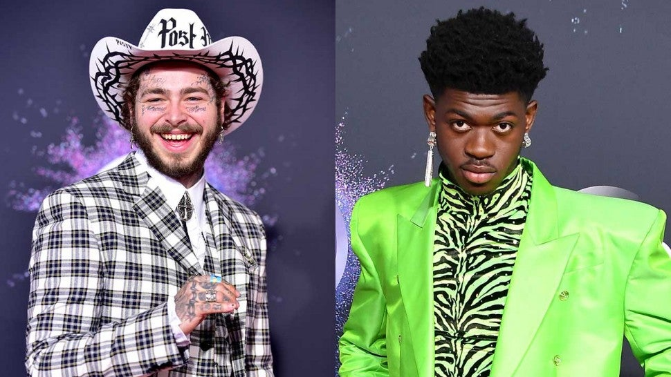 Post Malone and Lil Nas X