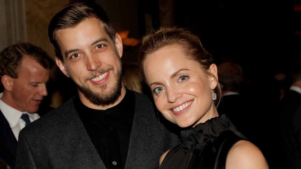 Mike Hope and Mena Suvari attend Shane's Inspiration 'A Night In Old Havana' Gala at Taglyan Complex on March 4, 2017 in Los Angeles, California.