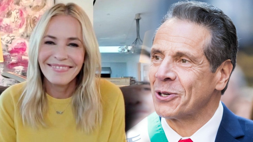 Chelsea Handler Details Her 'Very Deep' Crush on Andrew Cuomo (Exclusive)
