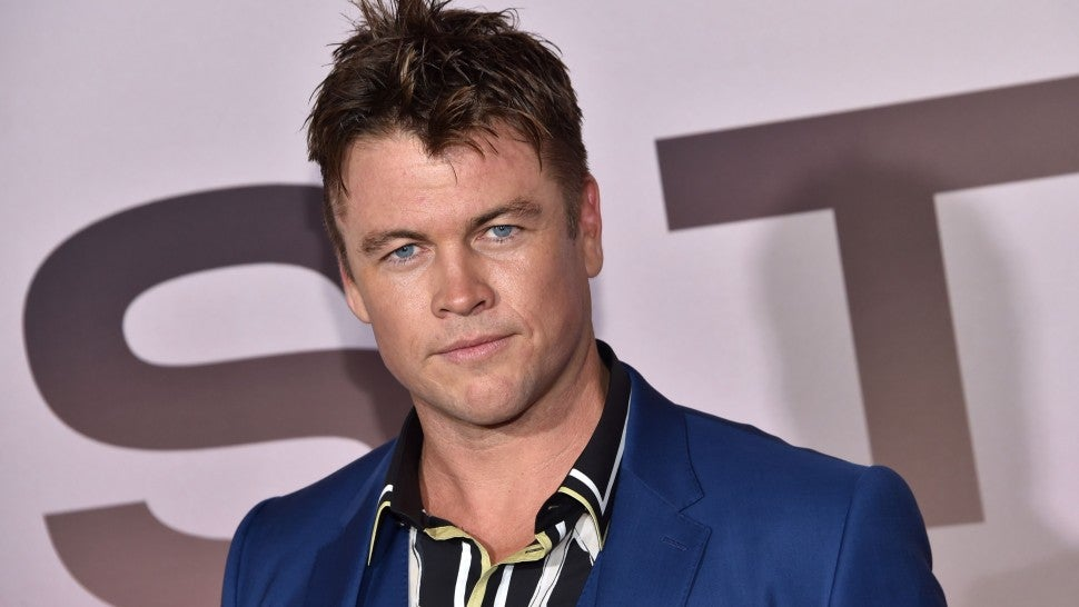 "Australian actor Luke Hemsworth arrives for the Los Angeles season three premiere of the HBO series ""Westworld"" at the TCL Chinese theatre in Hollywood on March 5, 2020."