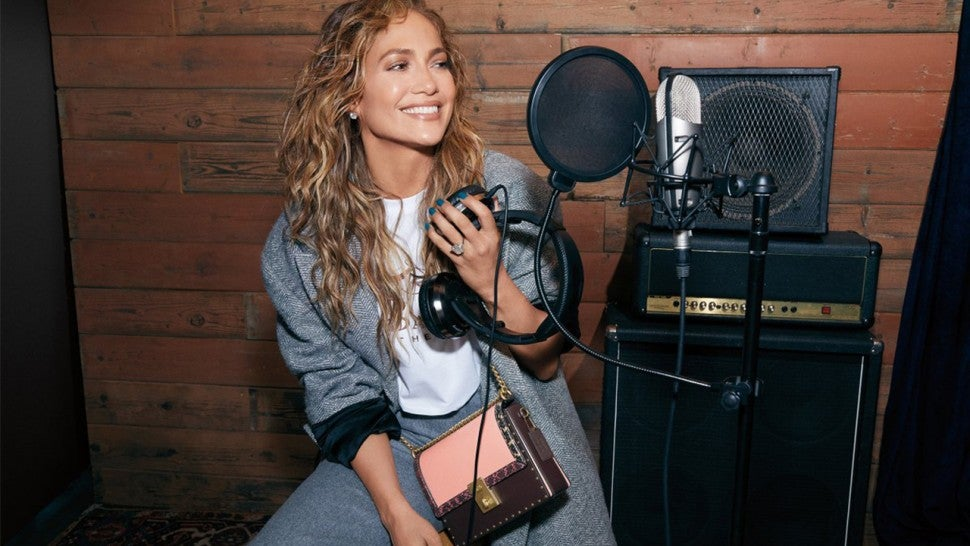 jennifer lopez coach handbag