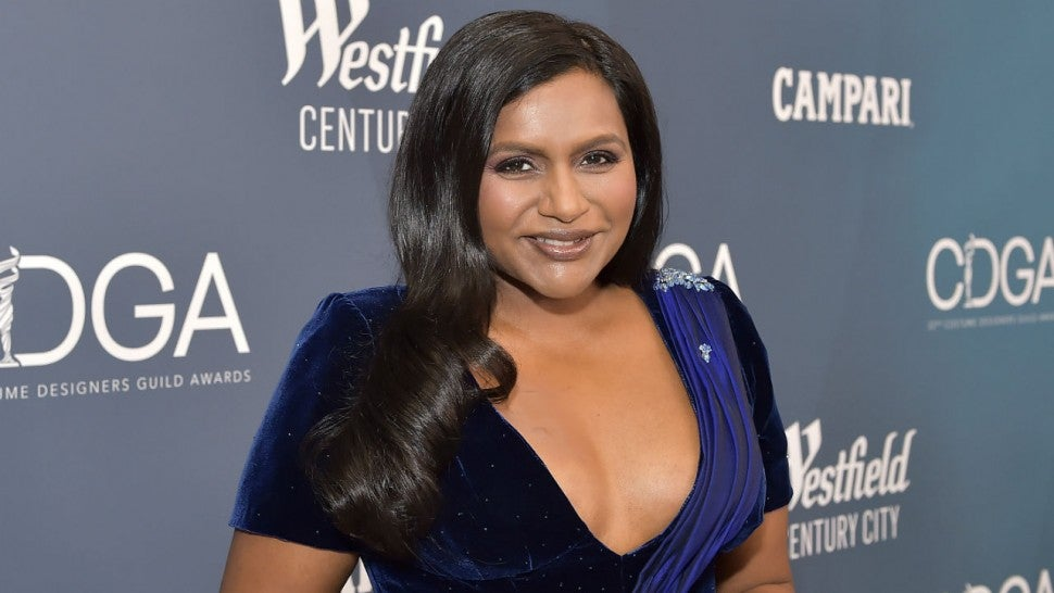 Mindy Kaling Says She Wouldn't Recommend Having a 'Secret Pregnancy During a Worldwide Pandemic'.jpg