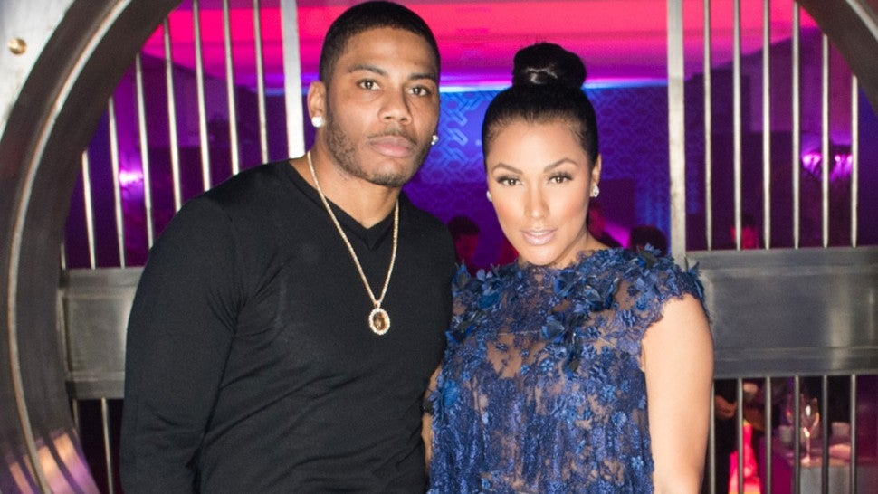Nelly and Shantel Jackson