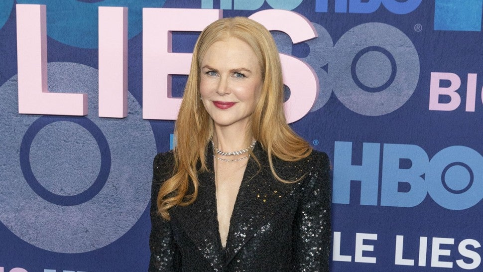 Nicole Kidman On Parenting In Lockdown How Keith Urban Saved Her From The Great Killer Of Loneliness Entertainment Tonight