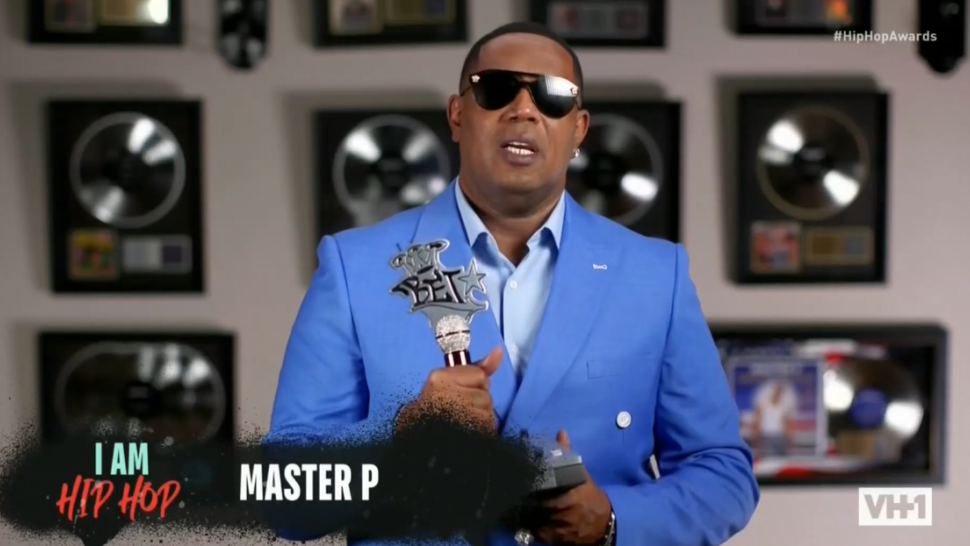 Master P 2020 BET Hip Hop Awards