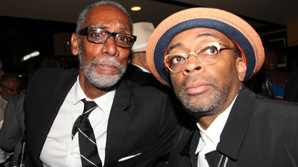 Thomas Jefferson Byrd and Spike Lee