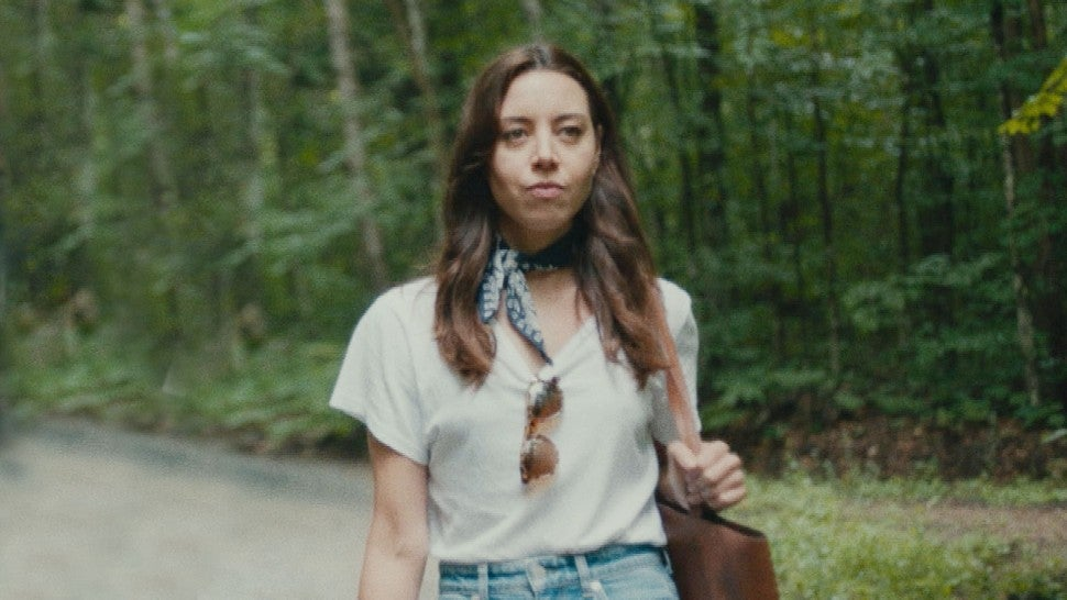 Aubrey Plaza Gets Meta Playing a Former Actress in 'Black Bear' (Exclusive Clip)