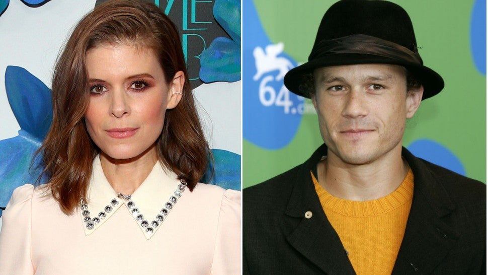 Kate Mara and Heath Ledger