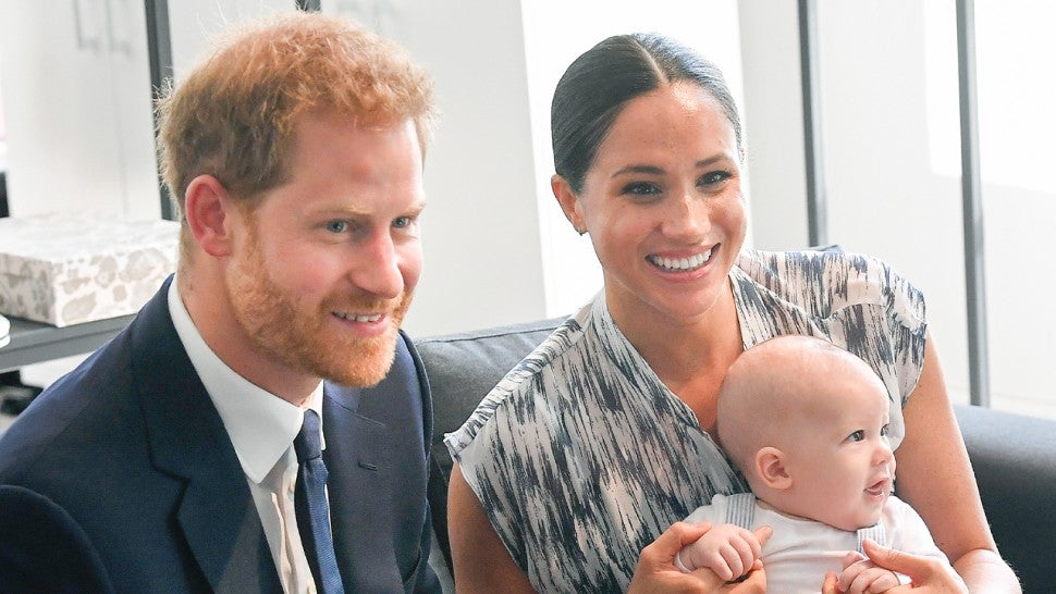 Prince Harry's Family Is 'Disappointed' They Won't See Archie Over the Holidays