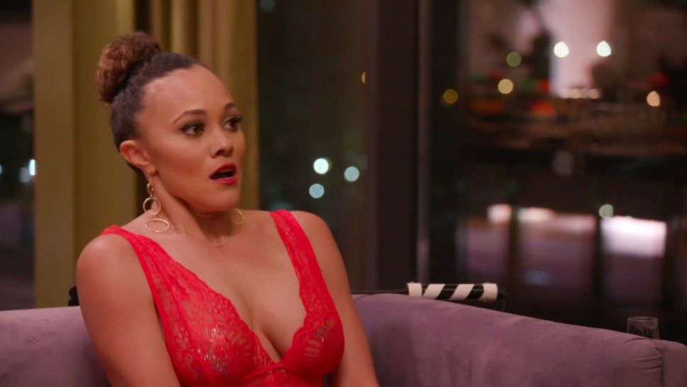 Ashley Darby faces tough questions on 'The Real Housewives of Potomac.'