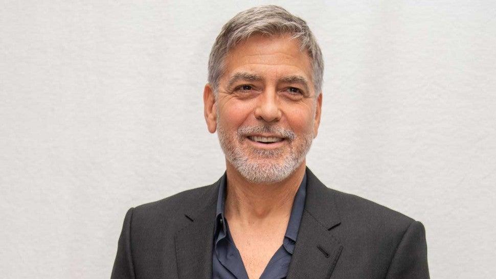 George Clooney Is Brad Pitt's Biggest Fan in Hilarious New Omaze Fundraiser Video -- Watch!.jpg