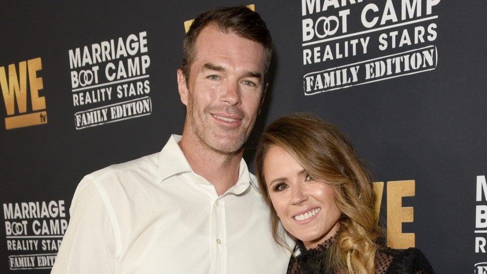 Ryan and Trista Sutter