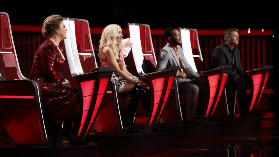 the voice season 19 coaches