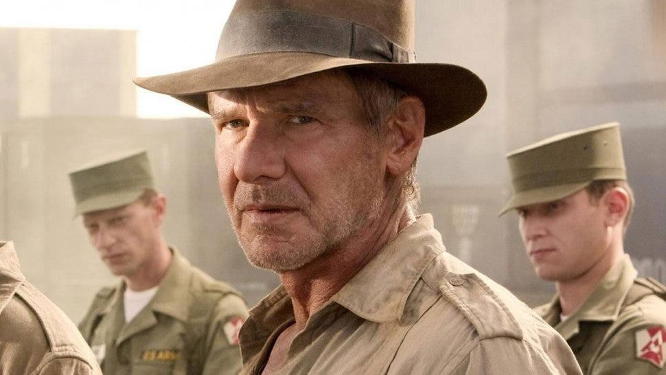 Harrison Ford Returning for Final 'Indiana Jones' Film, Hitting Theaters in  2022 | Entertainment Tonight