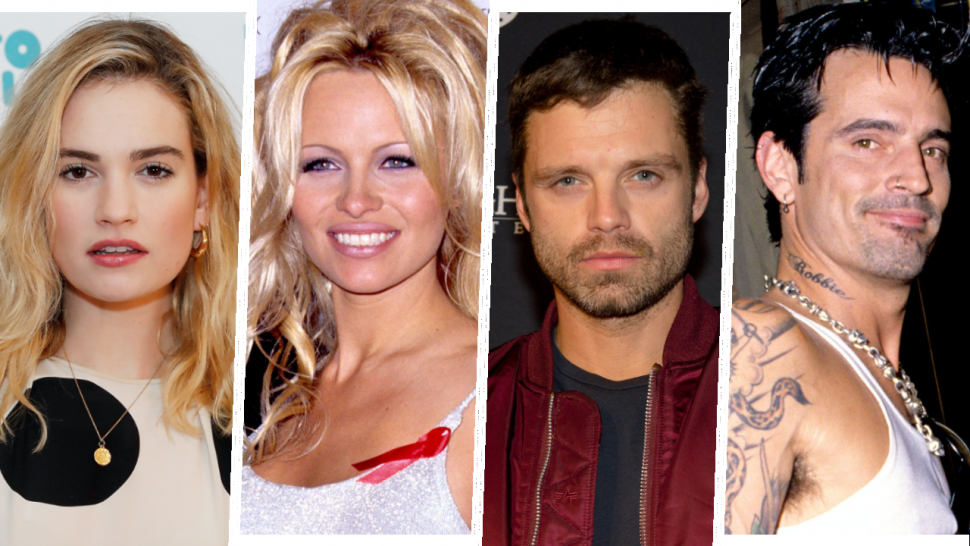 Sebastian Stan and Lily James Are Unrecognizable as Tommy Lee and Pamela Anderson -- See the First Look!.jpg