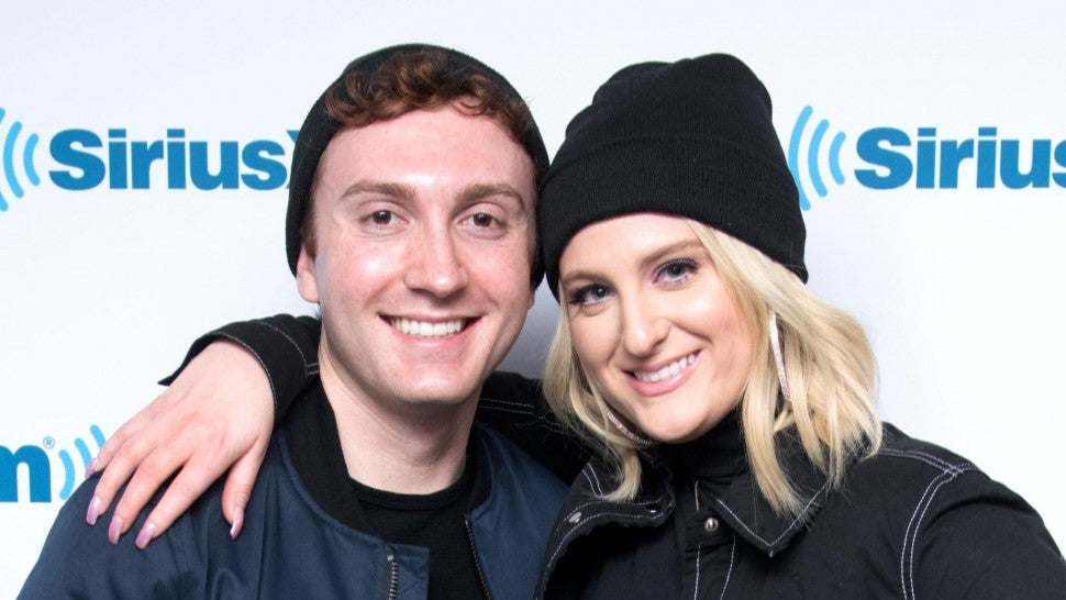 Meghan Trainor Shares Sweet Video of 4-Month-Old Son Riley Saying 'I Love You' to Dad Daryl Sabara.jpg