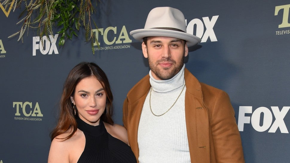 Ryan Guzman and Chrysti Ane