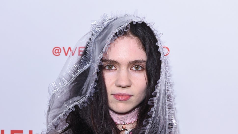 Grimes Reveals That Her 1-Year-Old Son Calls Her by Her First Name Instead of 'Mama'.jpg