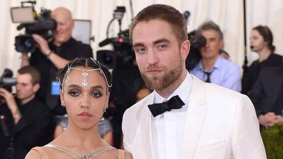 Dated pattinson who robert has Who has