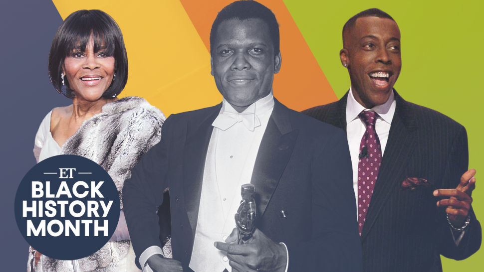 BHM - Black Actors Who've Made History