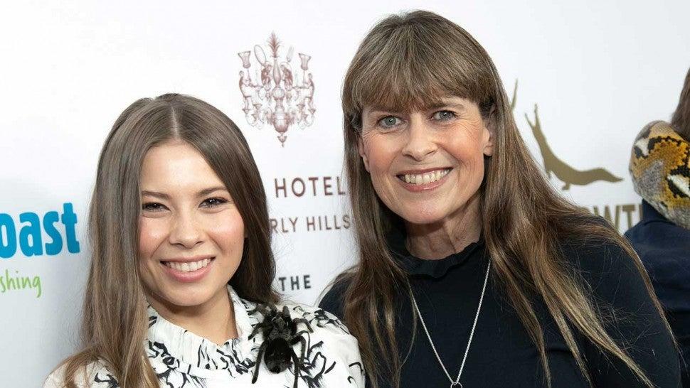 Bindi Irwin Calls Mom Terri 'the Real Life Wonder Woman' Ahead of Mother's Day.jpg