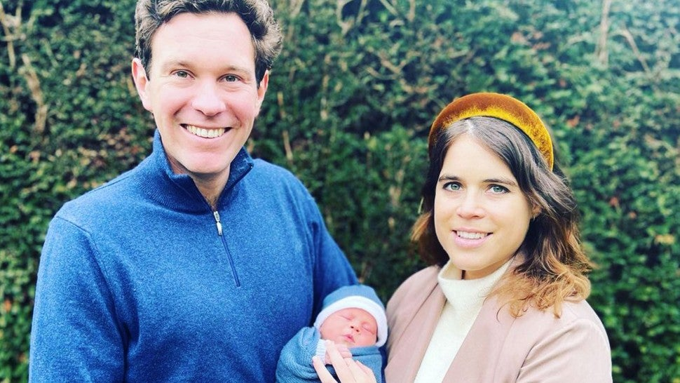 Princess Eugenie is 'Overcome With Love' in Life as a New Mom.jpg