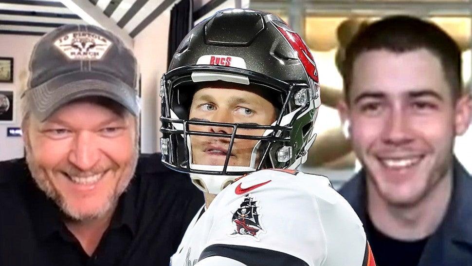 'The Voice' Season 20 Coaches React to Blake Shelton Comparing Himself to Tom Brady (Exclusive).jpg