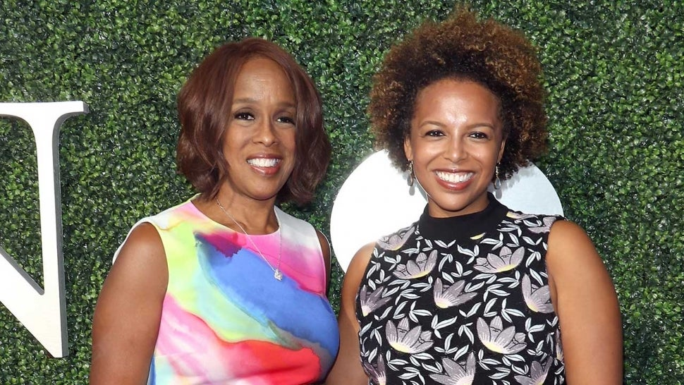 Gayle King Shows Off Daughter Kirby's Baby Bump -- See the Sweet Pics!.jpg