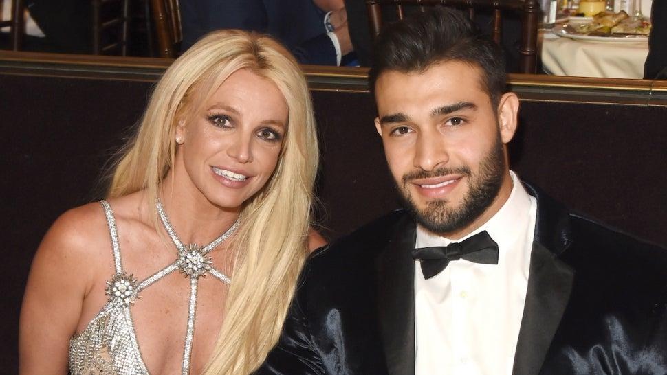 Britney Spears Engagement: The Sentimental Detail Sam Asghari Included on the Ring.jpg