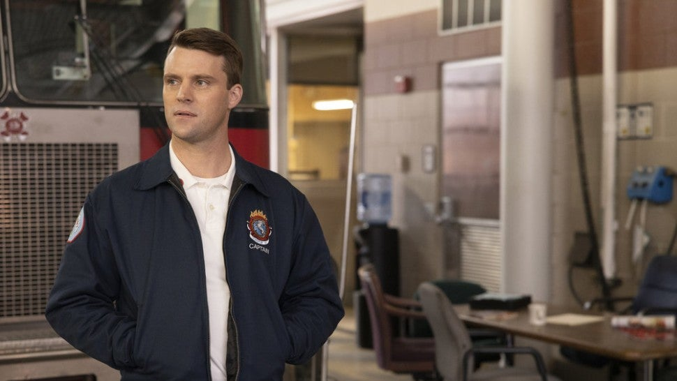 'Chicago Fire': Jesse Spencer Bets Casey and Brett Will Be Together by End of Season 9 (Exclusive).jpg