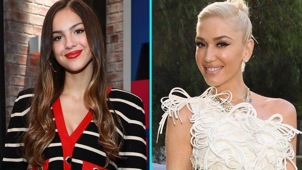 Olivia Rodrigo Is Praised by Gwen Stefani for Her First Heartbreak Song 'Driver's License'.jpg