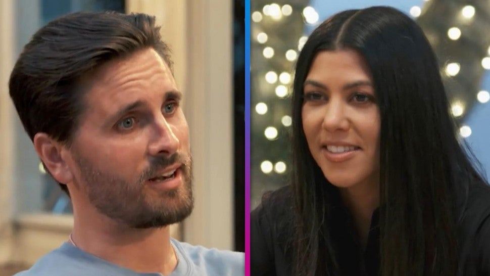 Scott Disick Tells Kourtney Kardashian He'll Marry Her 'Right Now' in New 'KUWTK' Trailer