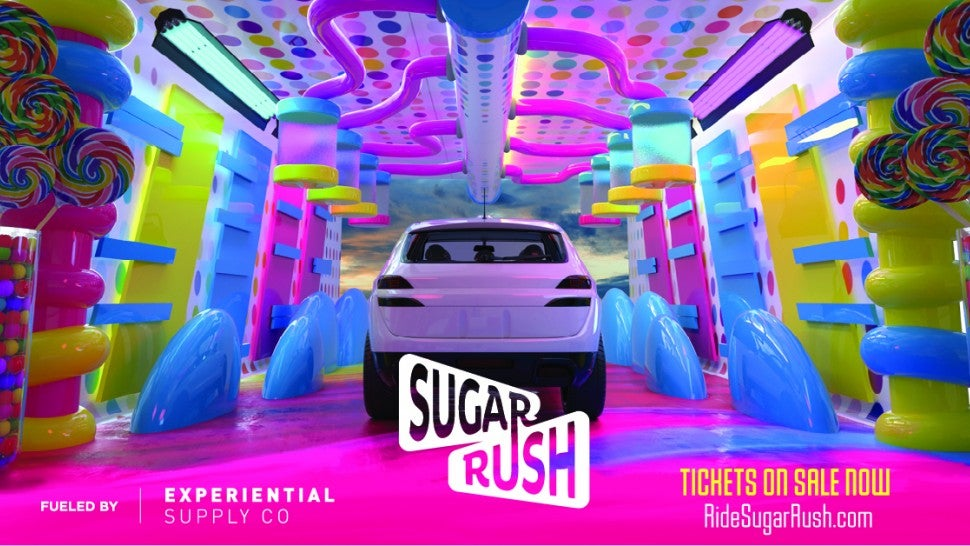 Sugar Rush -- an Interactive and Candy-Filled Drive-Thru Experience -- Is Coming to L.A..jpg