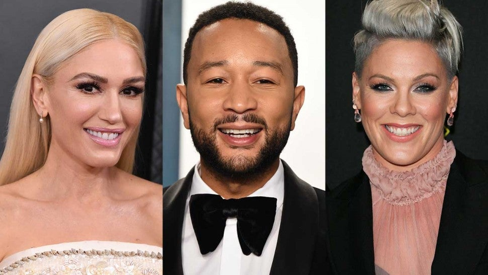 ACM Awards 2021: Gwen Stefani, John Legend and Pink Earn Their First Nominations (Exclusive).jpg