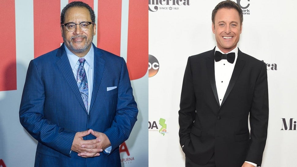 Chris Harrison Controversy: Dr. Michael Eric Dyson on If He Should Return to 'Bachelor' Franchise (Exclusive).jpg