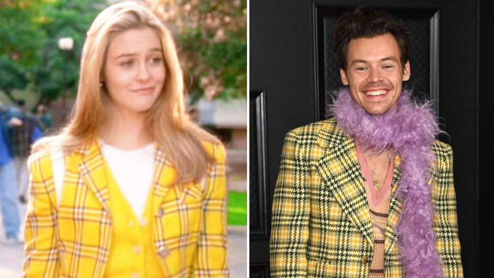 Alicia Silverstone Reacts to Harry Styles' 'Clueless' GRAMMYs Look.jpg
