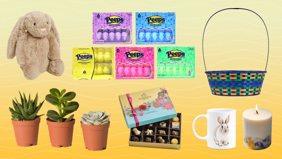 Easter Baskets for Everyone You Love