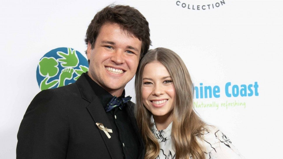 Bindi Irwin and Chandler Powell Have Their 'First Family Dinner' with Daughter Grace.jpg