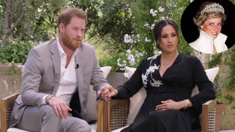 Pregnant Meghan Markle Wears Princess Diana's Diamond Bracelet During Oprah Winfrey Interview.jpg