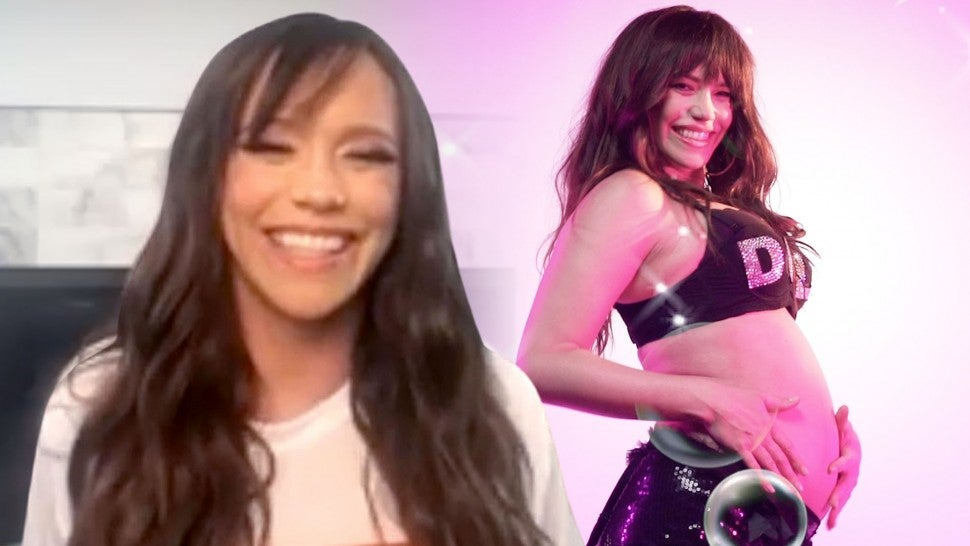 Pussycat Dolls Singer Jessica Sutta Reveals She's Expecting Her First Child (Exclusive).jpg