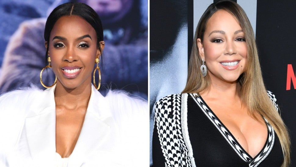 Kelly Rowland Recalls Ending an Interview in an Effort to Defend Mariah Carey.jpg